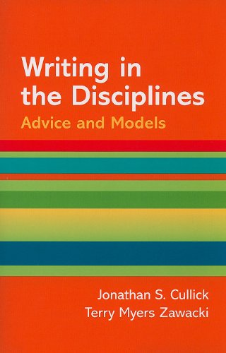 Writing in the Disciplines A Hacker Handbooks Supplement 7th 2011 edition cover