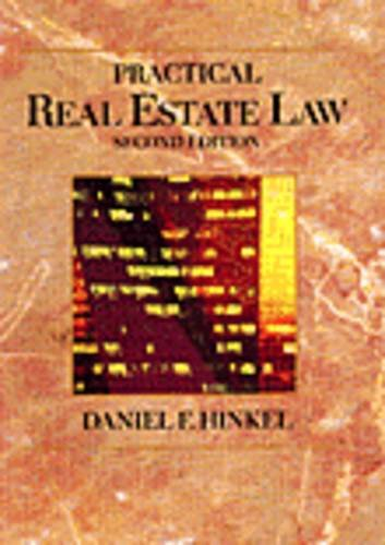 Practical Real Estate Law  2nd 1995 (Revised) edition cover