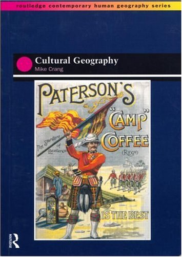 Cultural Geography   1998 edition cover