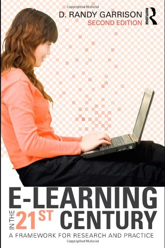 E-Learning in the 21st Century A Framework for Research and Practice 2nd 2011 (Revised) edition cover