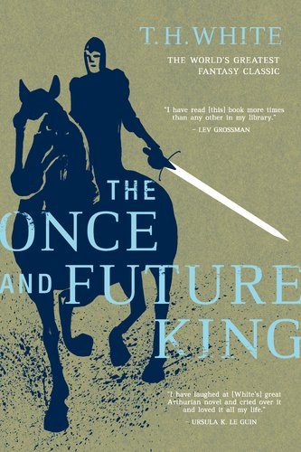 Once and Future King  N/A edition cover