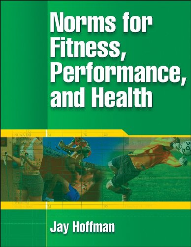 Norms for Fitness, Performance, and Health   2006 edition cover