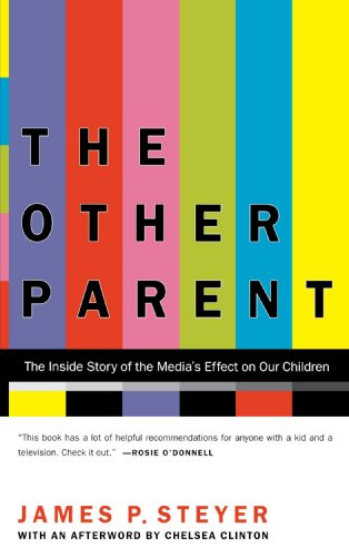 Other Parent The Inside Story of the Media's Effect on Our Children  2003 edition cover