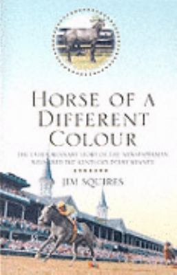 Horse of a Different Colour N/A edition cover