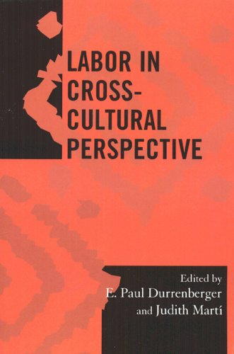 Labor in Cross-Cultural Perspective   2005 9780759105836 Front Cover
