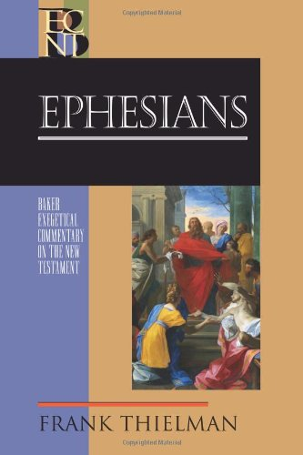 Ephesians   2010 edition cover