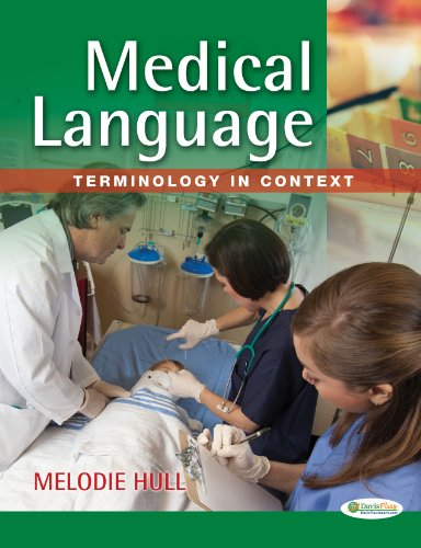 Medical Language: Terminology in Context  2013 edition cover