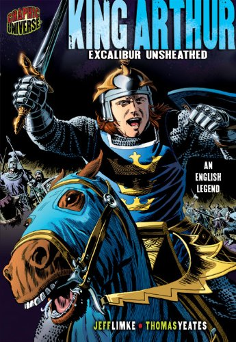 King Arthur Excalibur Unsheathed  2007 edition cover