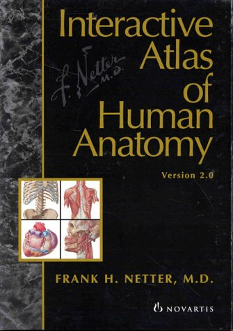 Interactive Atlas of Human Anatomy 1st 9780914168836 Front Cover