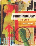 Criminology: The Core  2016 9781305642836 Front Cover