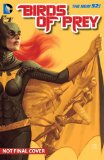 Birds of Prey   2015 9781401250836 Front Cover