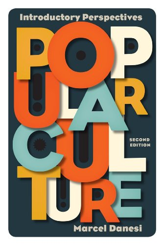 Popular Culture Introductory Perspectives 2nd 2012 edition cover