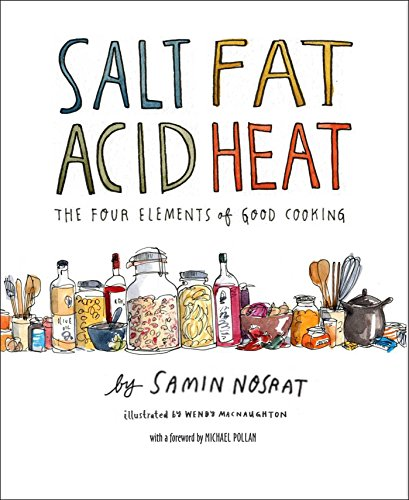 Cover art for Salt, Fat, Acid, Heat: Mastering the Elements of Good Cooking