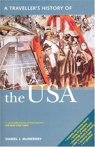 Traveller's History of the USA   2001 edition cover