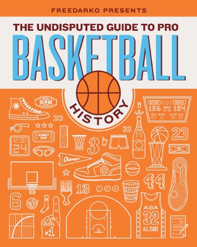 Undisputed Guide to Pro Basketball History  N/A edition cover