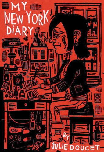 My New York Diary  2nd 2011 edition cover