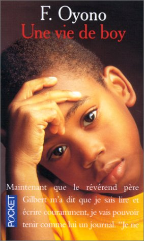 Vie de Boy 1st edition cover