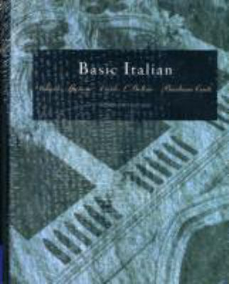 Basic Italian  7th 1993 9780030074837 Front Cover