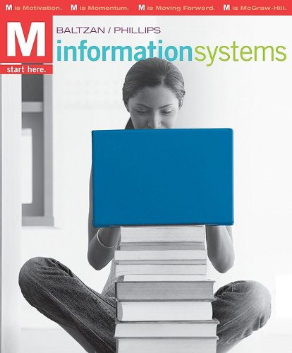 M: Information Systems   2011 edition cover