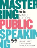 Mastering Public Speaking:   2015 edition cover