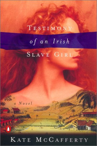 Testimony of an Irish Slave Girl  N/A edition cover