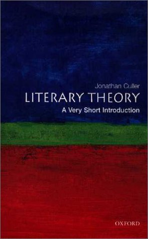 Literary Theory   2000 edition cover