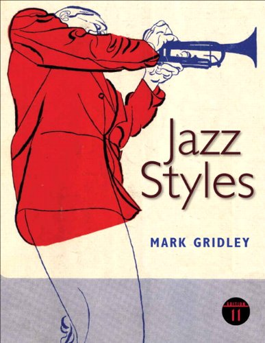 Jazz Styles  11th 2012 (Revised) edition cover