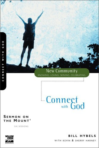 Sermon on the Mount Connect with God  2002 edition cover