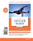 Skilled Reader, Books a la Carte Edition  4th 2015 edition cover