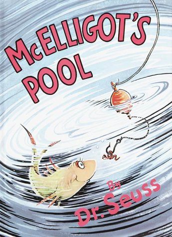McElligot's Pool   1974 edition cover