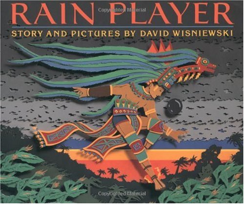 Rain Player   1995 edition cover