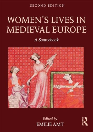 Women's Lives in Medieval Europe  2nd 2010 (Revised) edition cover