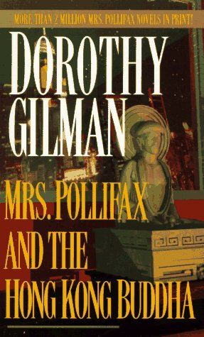 Mrs. Pollifax and the Hong Kong Buddha  N/A edition cover