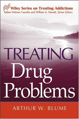 Treating Drug Problems   2005 edition cover