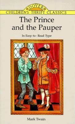 Prince and the Pauper   1997 (Abridged) edition cover