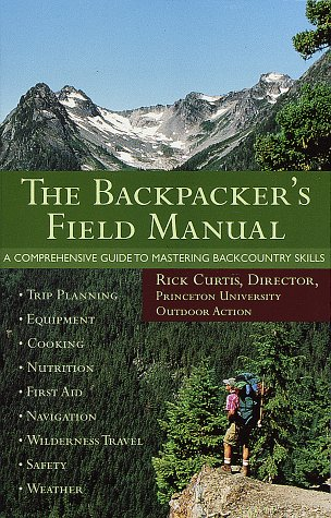 Backpacker's Field Manual   1998 9780517887837 Front Cover