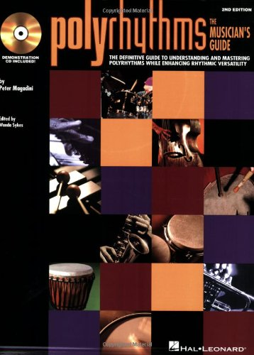 Polyrhythms - the Musician's Guide  2nd 1993 edition cover
