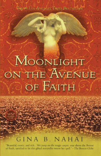 Moonlight on the Avenue of Faith   2000 (Reprint) edition cover