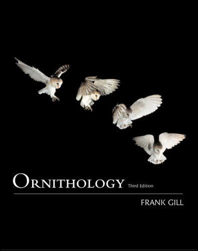 Ornithology  3rd 2007 edition cover