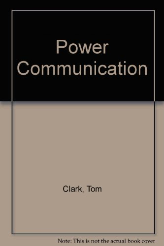 Power Communication  Revised  edition cover