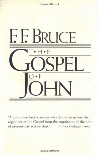 Gospel of John Introduction, Exposition, Notes  1994 edition cover