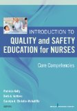 Quality and Safety Education for Nurses: Core Competencies  2014 edition cover