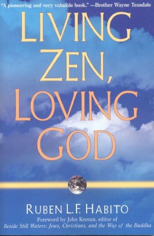Living Zen, Loving God   2004 edition cover