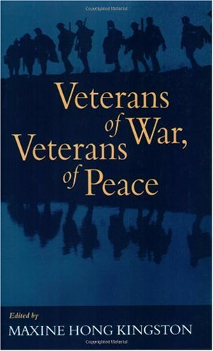 Veterans of War, Veterans of Peace   2006 9780977333837 Front Cover