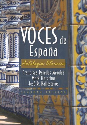 Voces de Espa�a  2nd 2014 edition cover