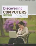 Discovering Computers   2013 edition cover
