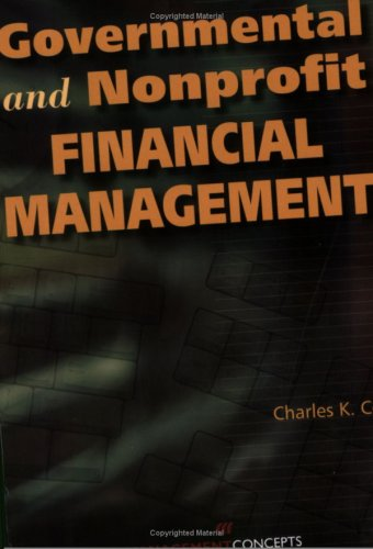 Governmental and Nonprofit Financial Management  2007 edition cover