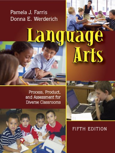 Language Arts Process, Product, and Assessment for Diverse Classrooms 5th 2010 edition cover