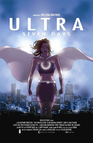 Ultra: Seven Days Seven Days  2008 edition cover