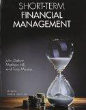 Short-Term Financial Management   2014 edition cover